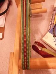 April 2014 Inkle Weaving 4