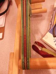 April 2014 Inkle Weaving 4