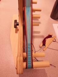April 2014 Inkle Weaving 5