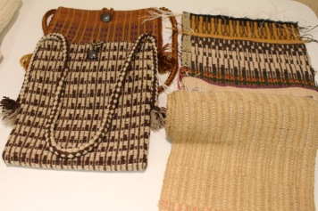 "Gay A - ""Forensic Weaving""; figuring out the structure of some pieces woven in the 1960s & 1970s"